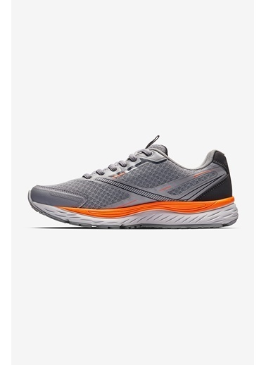 Lescon Space Runner 2 Koşu Gri Kadın Spor Ayakkabı Gri